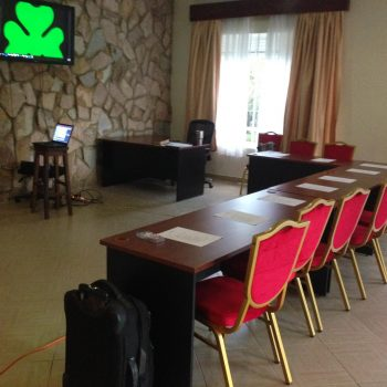 Palm hotel facilities - conference room