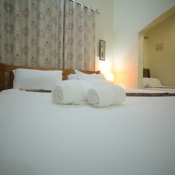 double room entebbe palm hotel