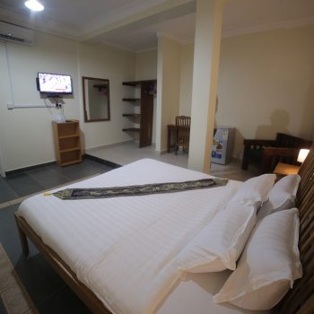 Entebbe palm hotel double room