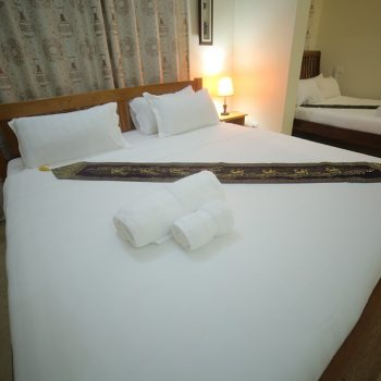 twin room entebbe palm hotel